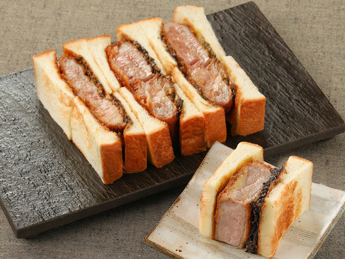 トリュフ香る大阪の「高級厚切りカツサンド」をお取り寄せ! おうちで食べたいのはこの4品