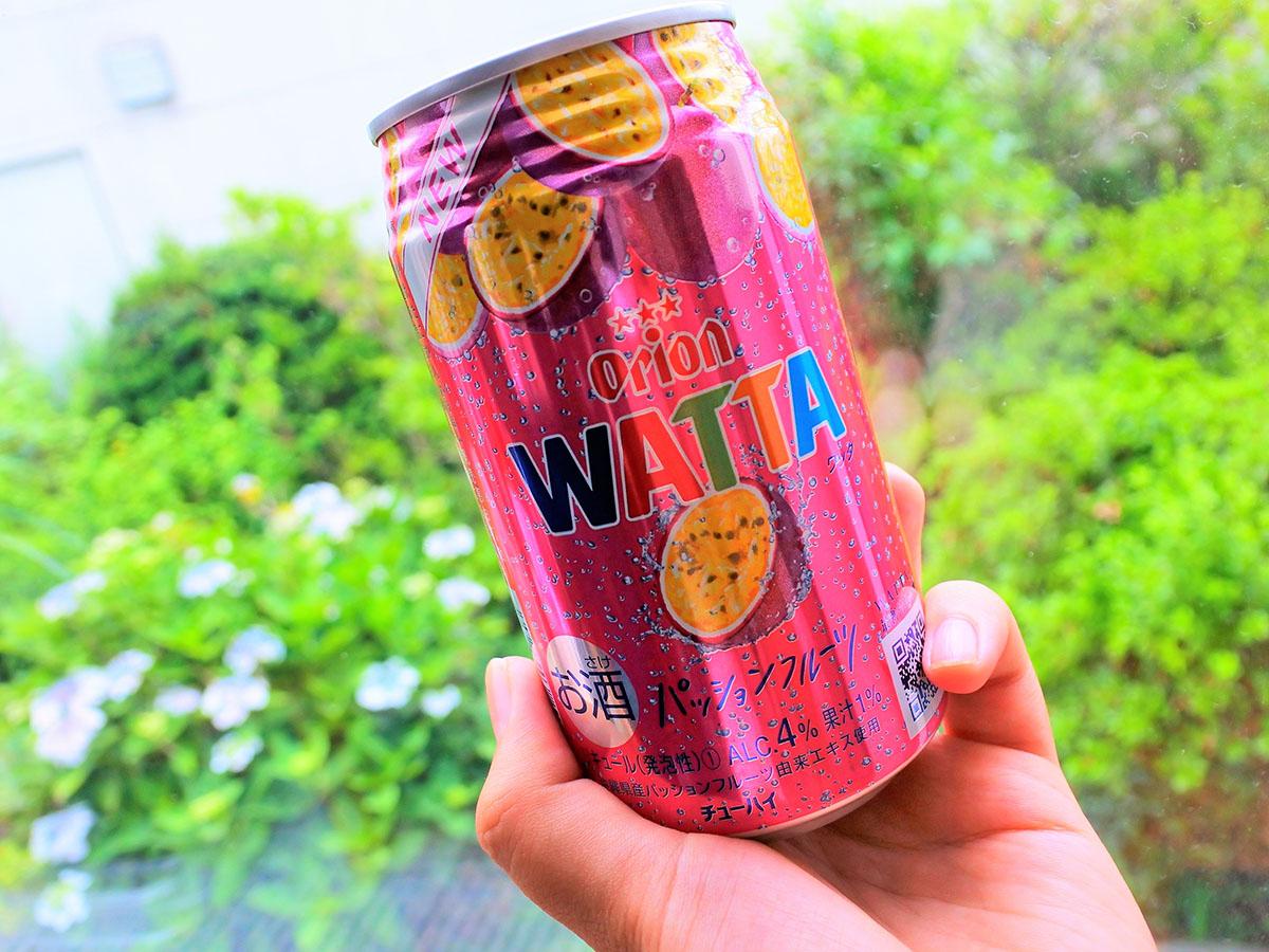 沖縄人も太鼓判! オリオンビールの爽快なチューハイ「WATTA」が関東初上陸