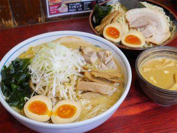 重量2kg!? 『北海道ラーメン ひむろ』(上野)で麺&スープ2倍のデカ盛り麺を食べてきた