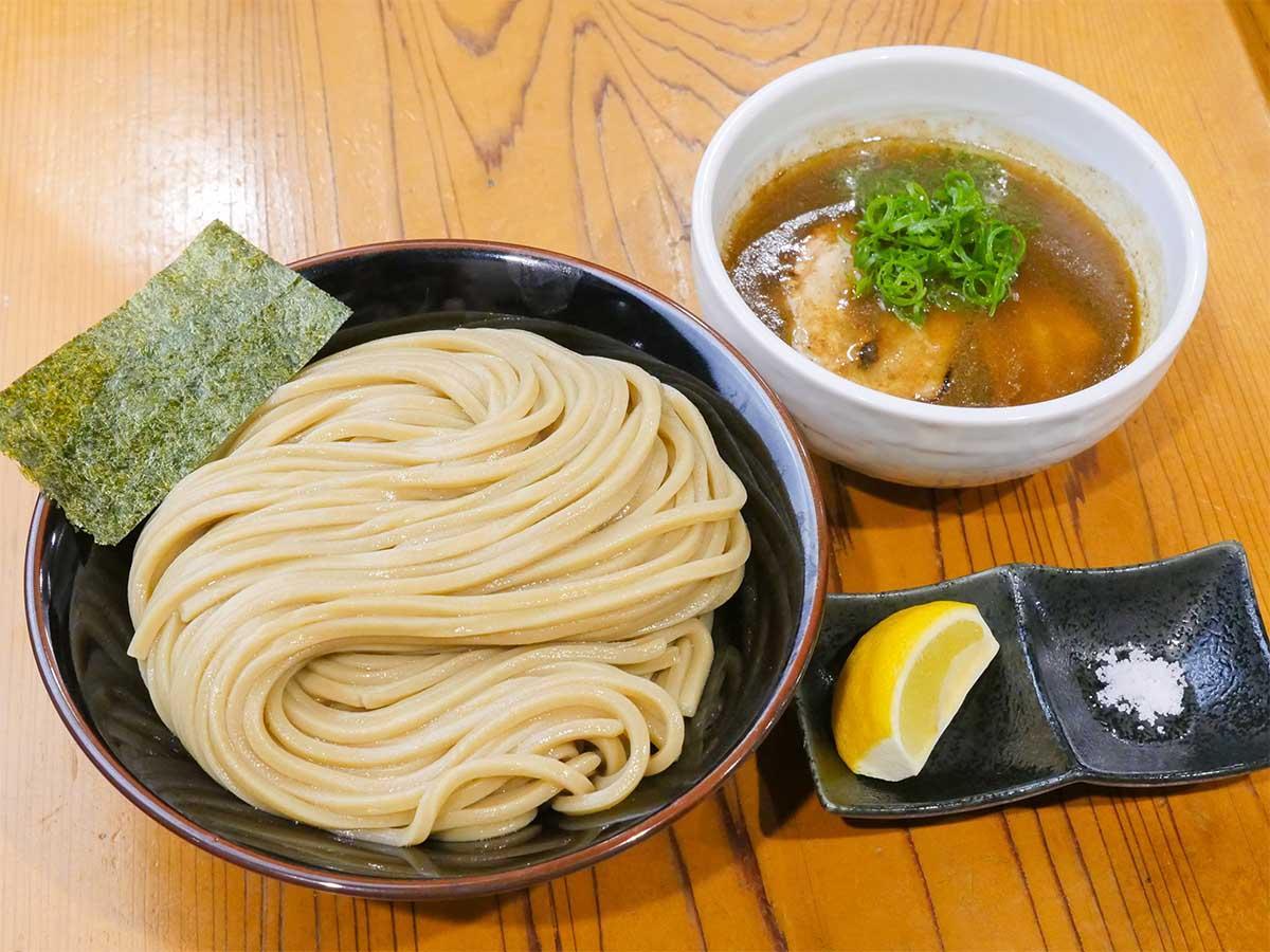 「つけ蕎麦(並)」1000円