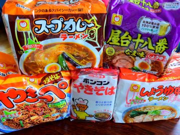 一番ウマいのはどれ!? 北海道限定の「袋ラーメン」5つを食べ比べてみた!