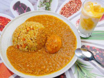 インド人が炒飯を作るとこうなる! 神田『Curry Aladdin』の「カレーチャーハン」が旨いワケ