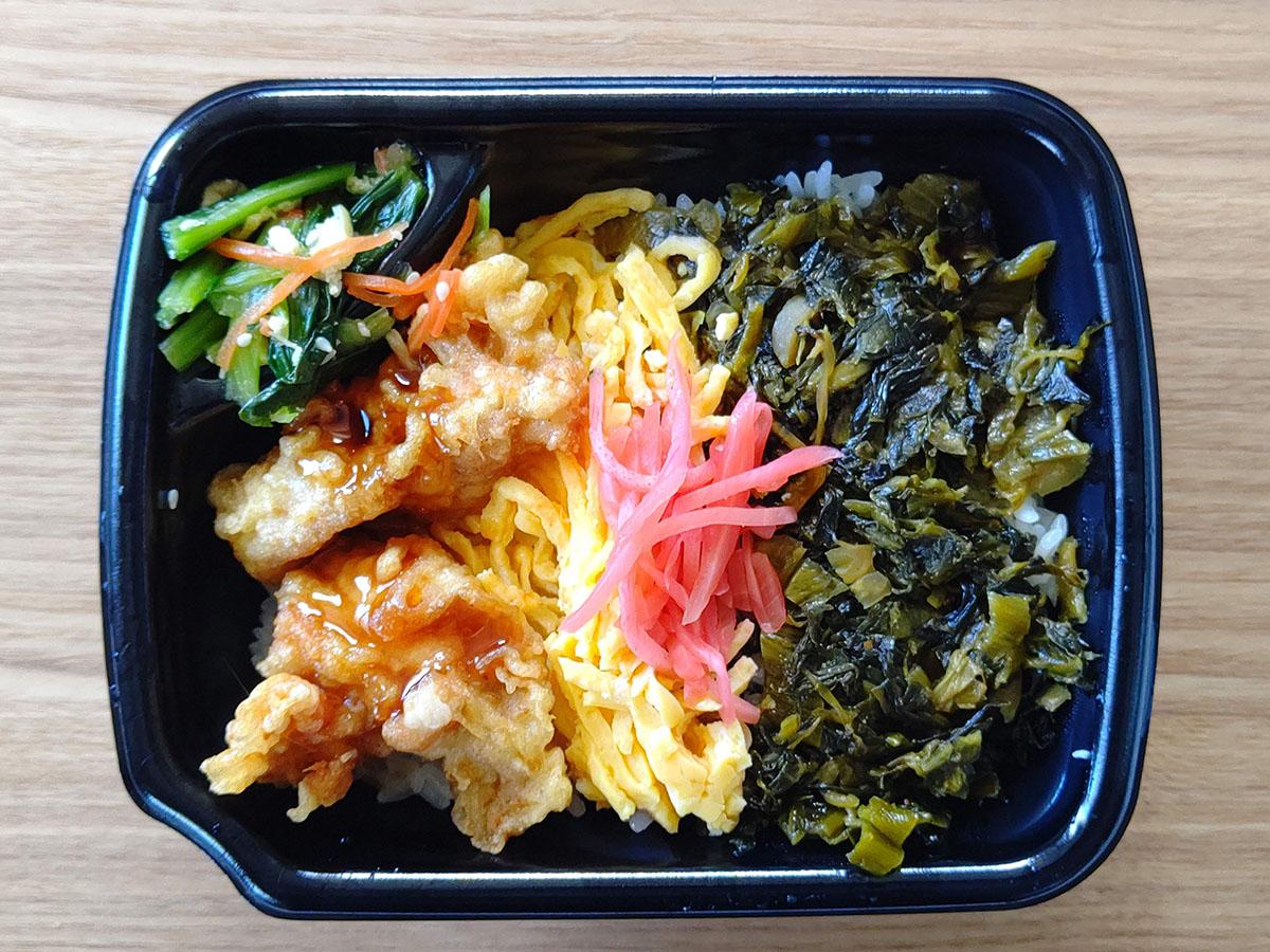 430円でこの旨さ! 九州から全国区に昇格した『ほっともっと』の「高菜弁当」を食べてみた