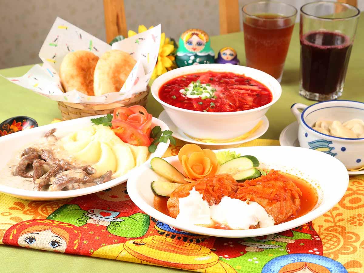 日本人はロシア料理を誤解してる? ロシア人に「ロシア料理」の正解を聞いてみた!