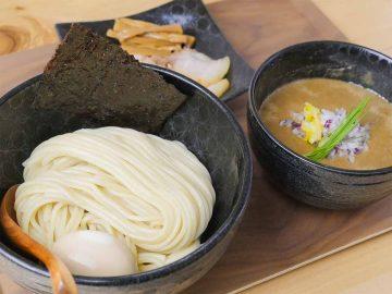 ラーメン官僚が激推し! 新橋『麺屋 周郷』の「つけ麺」が旨すぎる