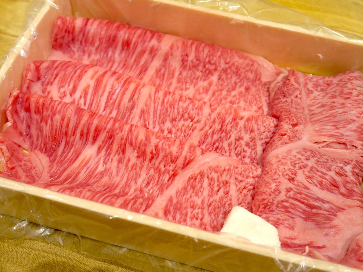 1万円でこんなに届く! 京都の名店『モリタ屋』のすき焼きをお取り寄せしたらコスパが神だった