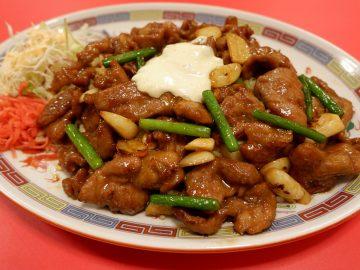 にんにくマシマシ! 『大阪王将』の「ニンニク肉にく全力炒飯」を食べてきた