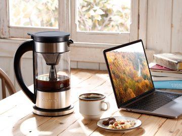 編集部が実際に使ってみてわかった「ファウンテンコーヒーメーカー」のここがスゴイ!