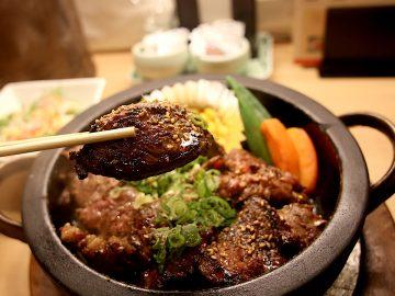 焼肉のハラミ発祥の店『松屋』(新大阪)で1ポンドのハラミの山を食べてきた