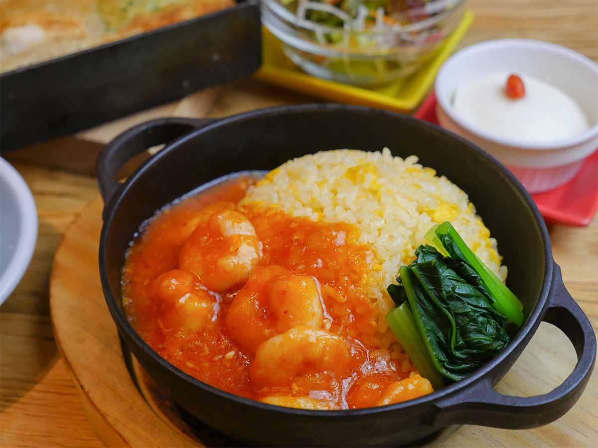 新宿の中国料理店『馬馬虎虎』でエビチリ×炒飯の名物料理を食べてきた!