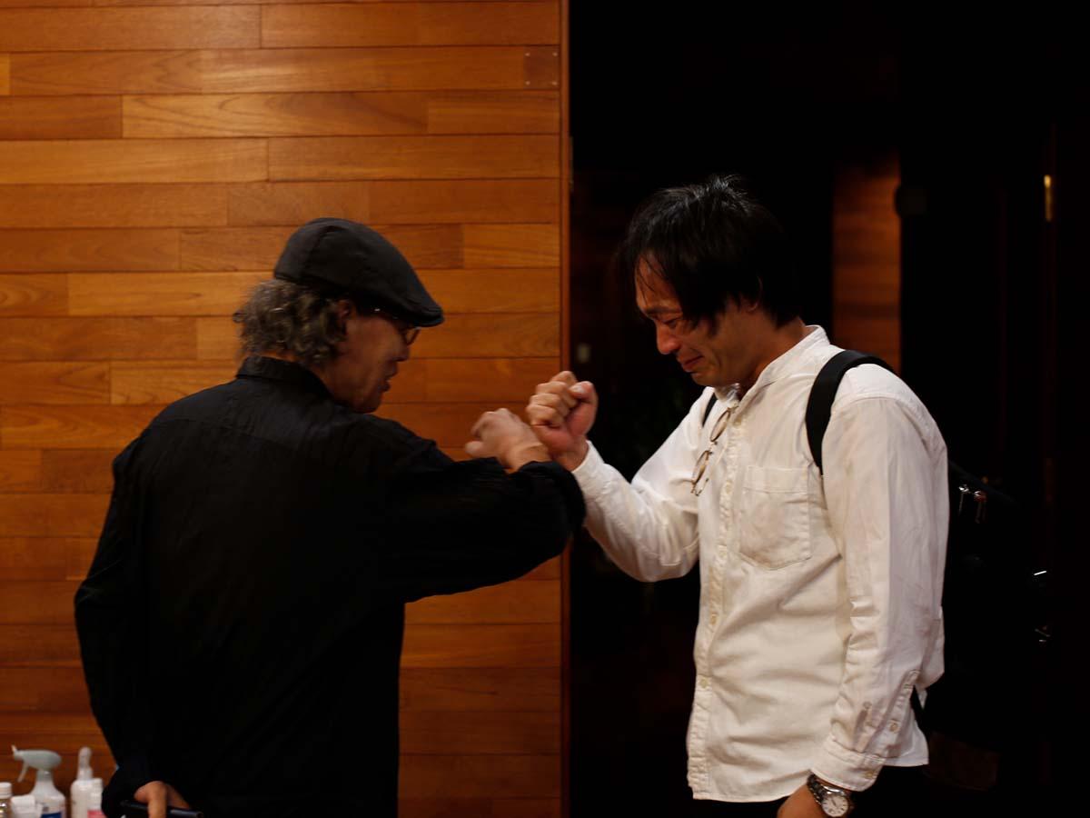 吉田類命名、吉田まっすぐが緊急事態宣言明けに湯島の『岩手屋』に直行したワケ