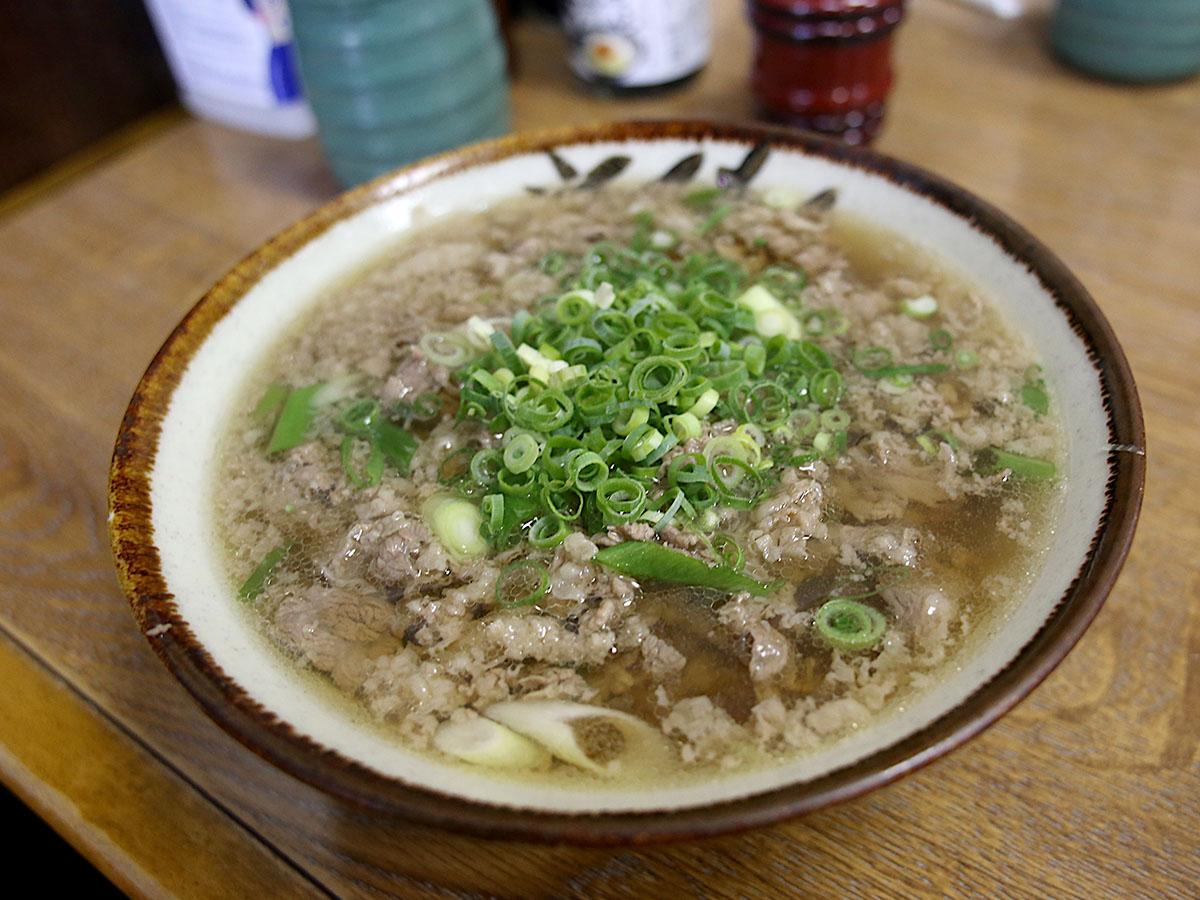 大阪名物「肉吸い」の発祥の店『千とせ』で王道の味を楽しんできた!