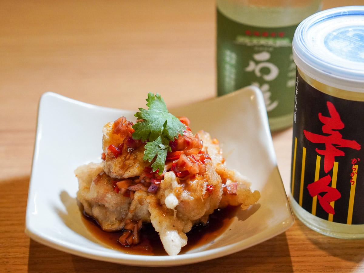 酒好き蕎麦好き注目! 虎ノ門『和牛肉そば ごん』が『呑みそば ごん』に変身!?