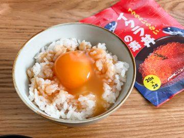 カルディの謎すぎるご飯のお供「イクラのいらないイクラ丼の素」は美味しいのか?