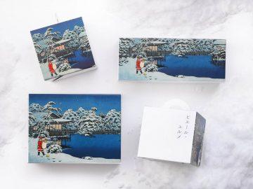 浮世絵パッケージが斬新な『Made in ピエール・エルメ』の「クリスマス限定スイーツ」に注目!